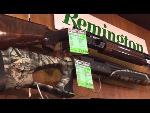 Gun Show 2015: Shotguns, Submachine Guns and Rifles (23rd AFAD DSAS)