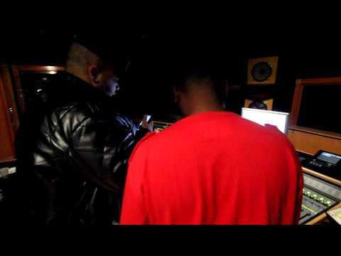 Waxx & K Young @ Treacherous Studios