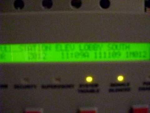 Nfs 320 Manual Tablero Notifier Nfs 3200