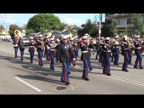 1st Marine Division Band - 2009 La Palma Band Review