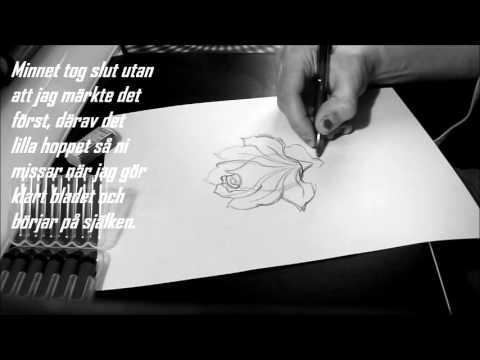 me,-drawing-a-rose.-tiinasart--on-facebook.