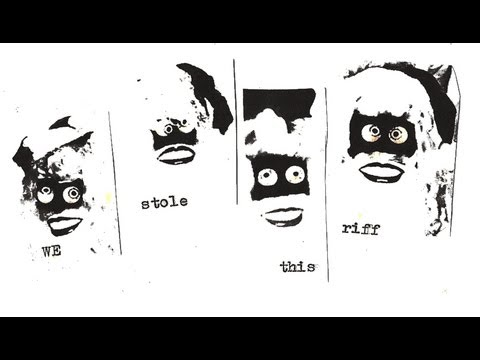 We Stole This Riff: a film about The Residents (2011 rough cut excerpts)