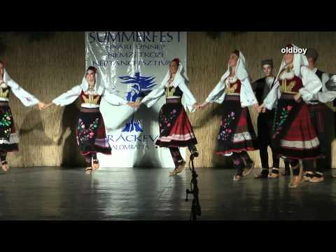 Dél-Szerbia táncai
