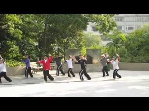 Sunday morning Tai Chi group (2/2)