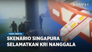 Singapura Kerahkan MV Swift Rescue dalam Pencarian KRI Nanggala