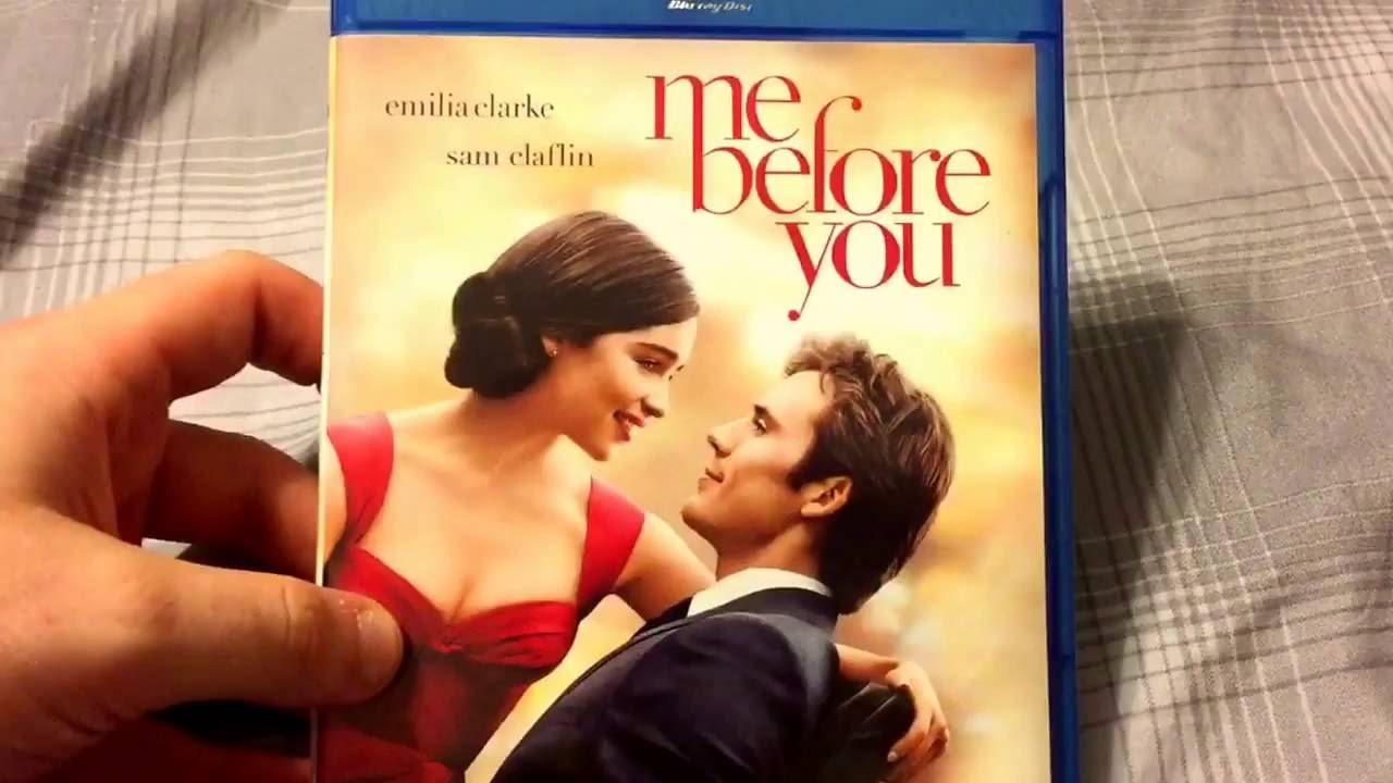 Download Me Before You (2016) Bluray Unboxing!