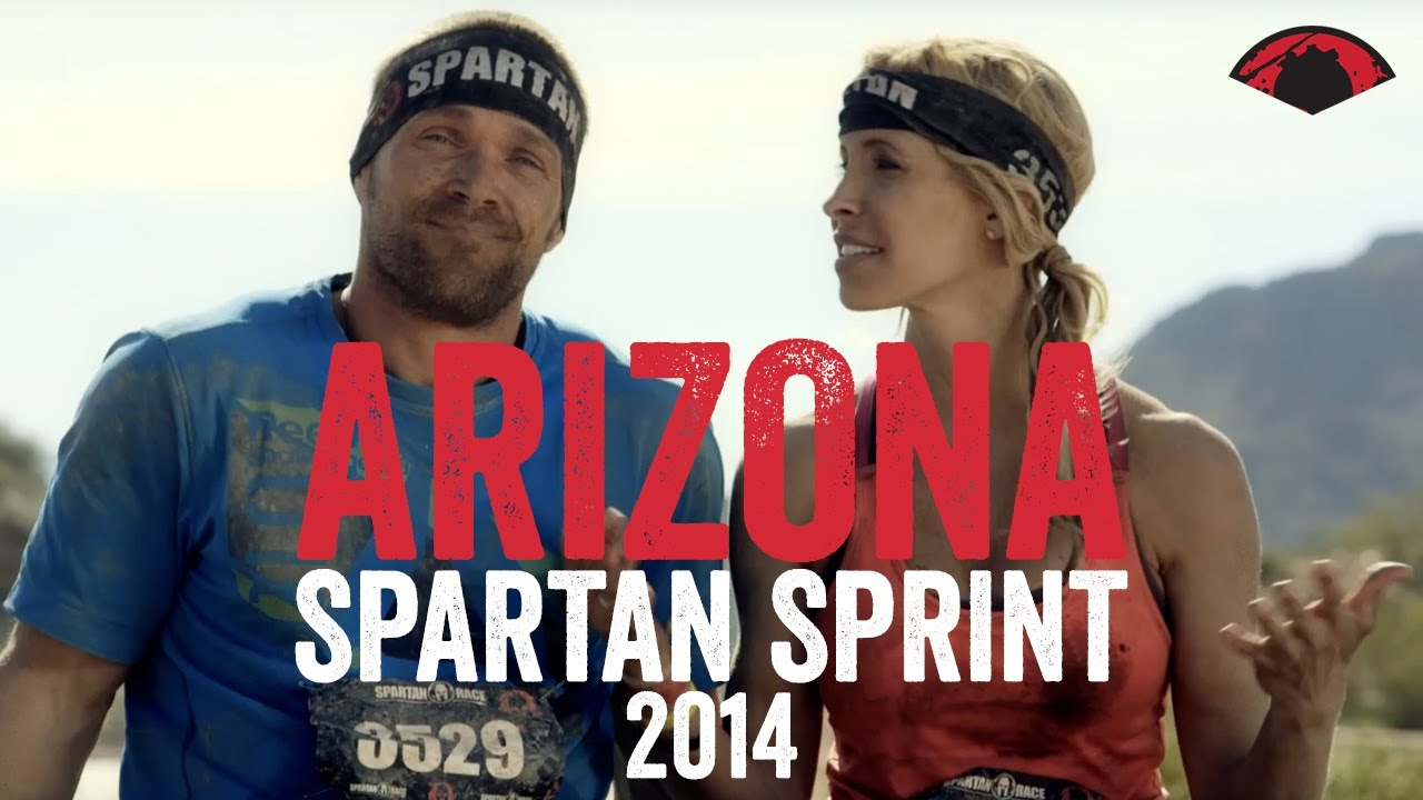 Spartan Race Arizona Sprint 2014 (OFFICIAL VIDEO) - YouTube 21136e22f