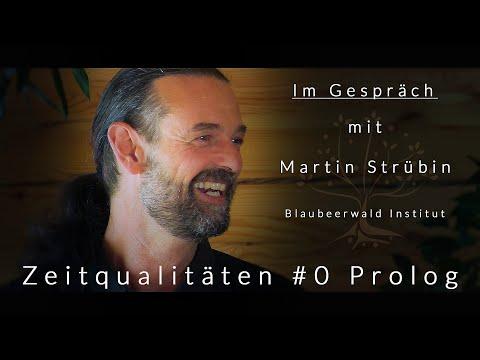 Zeitqualitäten #0 mit Martin Strübin - blaupause.tv - neues monatliches Sendeformat - Blaubeerwald