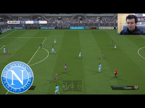 FIFA 14 ONLINE #12 || Nápoles / SSC Napoli (Temporada) (XBOX ONE) || Comentado en Español HD 2.0