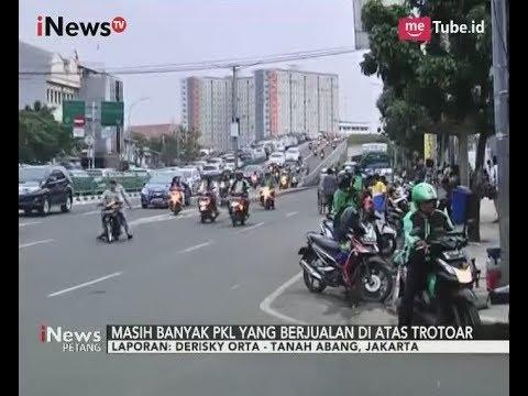 Inilah Situasi Pasar Tanah Abang Pasca Bulan Tertib Trotoar Berakhir - INews Petang 03/10