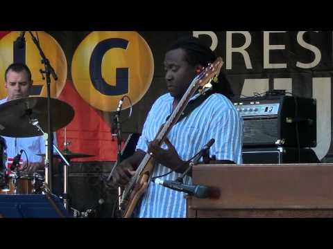 Bill King Trio - What's Going On - Beaches International Jazz Festival 2012