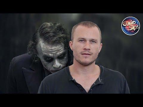 Did Heath Ledger die because of The Joker?