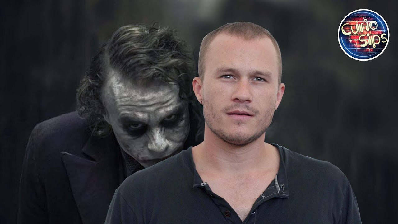 Did heath ledger die because of the joker youtube - Heath ledger pics ...
