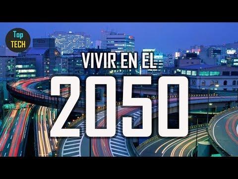 ¿Como Viviremos En El 2050? 5 curiosidades