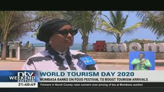 Mombasa banks on food festival to boost tourism