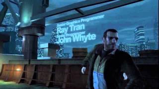 GTA 4 Opening PS3 HD 720p