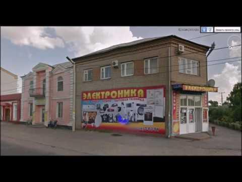 г. Россошь Воронежской области -настоящее и прошлое