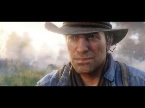 Red Dead Redemption 2 Voice Actor Roger Clark/Arthur Morgan Comparison
