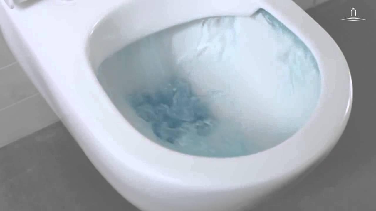 villeroy boch direct flush subway 2 0 youtube. Black Bedroom Furniture Sets. Home Design Ideas