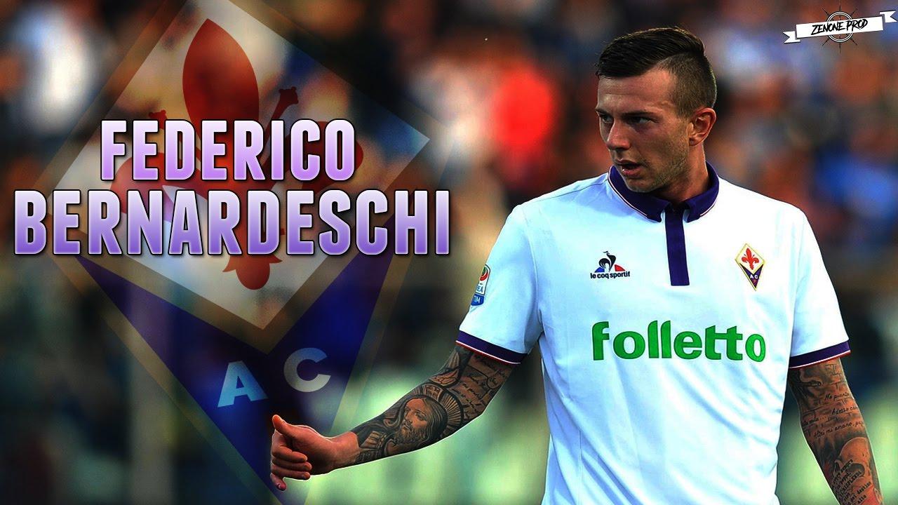 Federico Bernardeschi 2016 2017 Fiorentina Goals & Skills HD