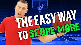 The world's best basketball moves to score the ball
