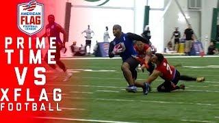 Flag Football Highlights Game 3 for a Shot vs. the Pros & $1 Million! | NFL