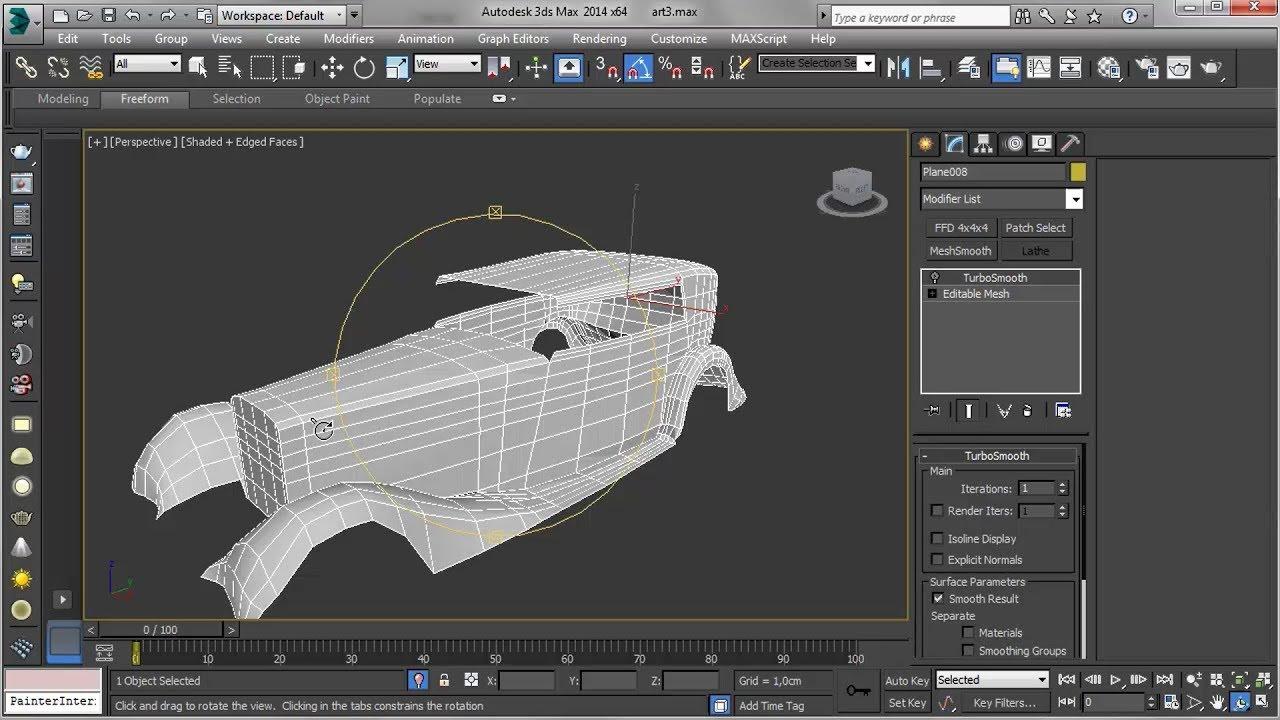 3D графика как индустрия