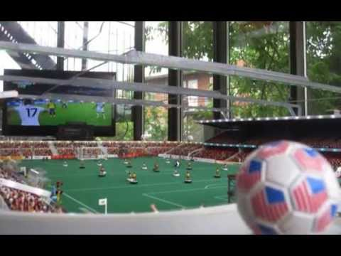 Brasil 2014 (mini stadium in Montreal)