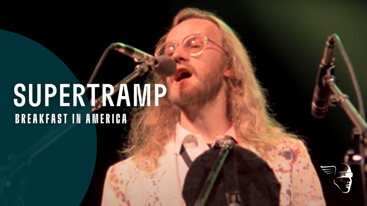 Supertramp   Breakfast in America Live In Paris '20