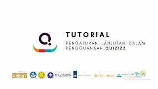 Quizizz - Tutorial Pengaturan Lanjutan Penyelenggaraan Game pada Quizizz