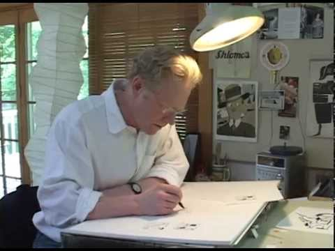 Illustrator Marc Rosenthal: Norman Rockwell Museum interview