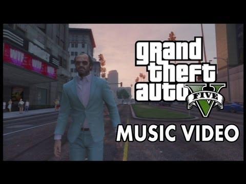 GTA V MUSIC VIDEO: Bad Bad Leroy Brown (1st Edit)