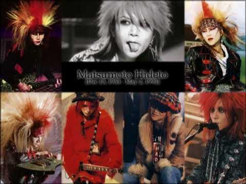 Kurenai - X Japan Matsumoto Hideto