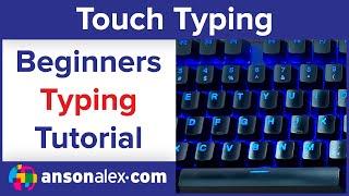 Free Typing Tutorial   The Basics