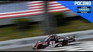 Pocono Organics 150 from Pocono Raceway | Full NASCAR Trucks Race Replay