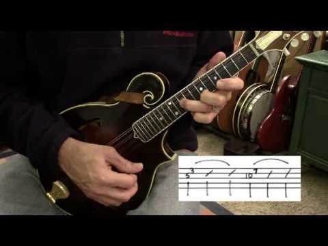 "Silent Night"" for Mandolin - YouTube"
