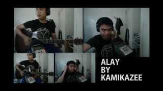 Alay (kamikazee) Acoustic cover by Renz Macion