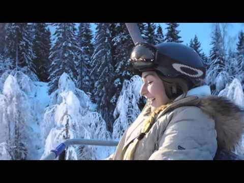 Skiing/Snowboarding In Oslo Winter Park
