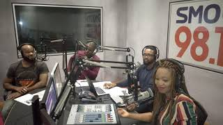 Join Entertainment Analysts on Grapevine with Valentine & Ayo