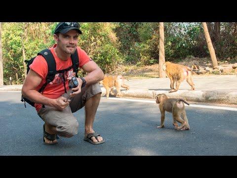 Thailand | Phuket, James Bond, PhiPhi, | Sony FDR-X1000v | Action Cam