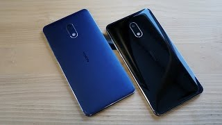 This is the new Nokia! Models 3, 5 and 6 Hands on