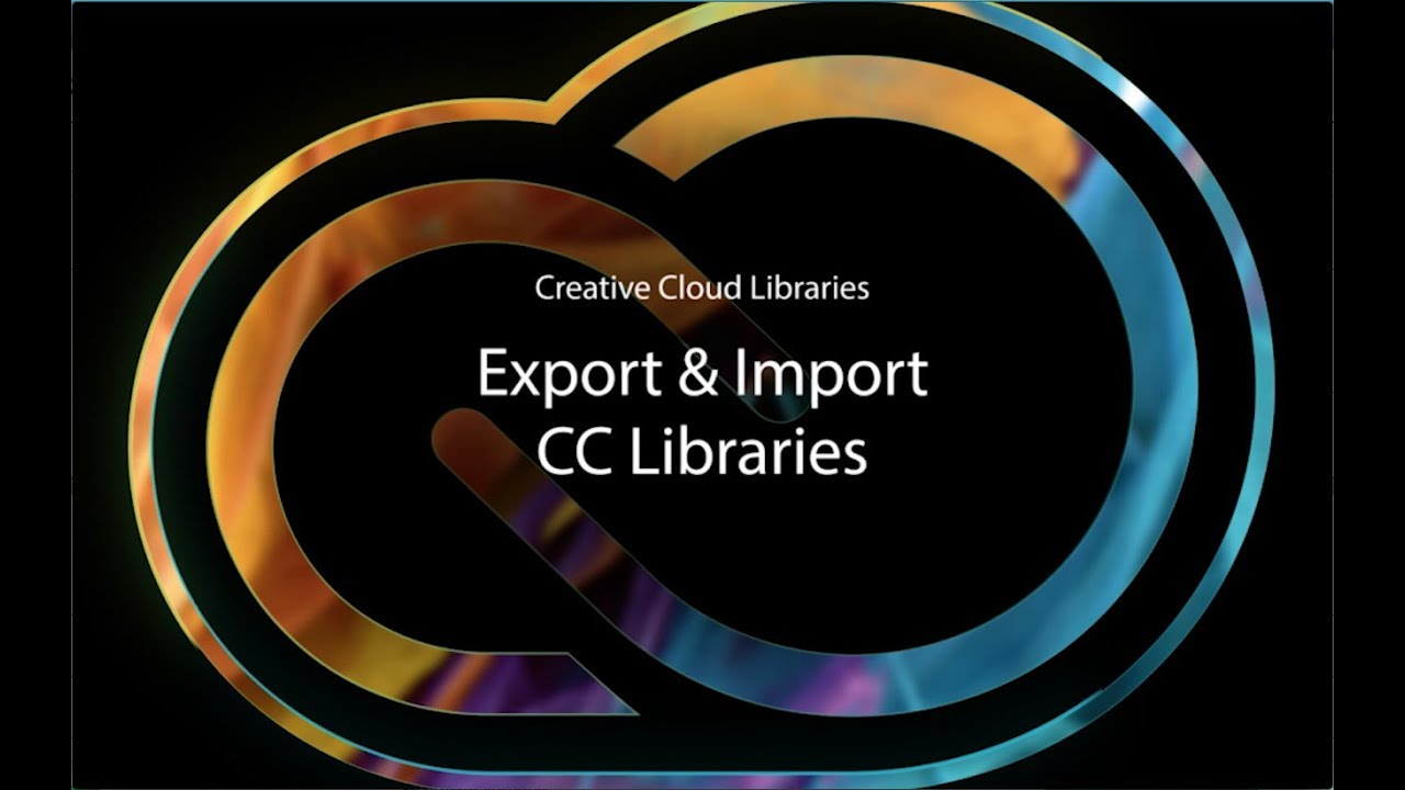 Import and Export Entire Libraries in a Couple of Clicks