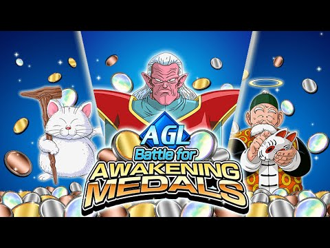 how to get easy awakening medals dbz dokkan