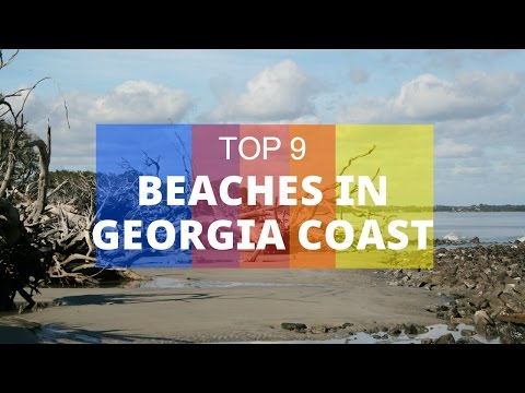 Top 9. Best Beaches in Georgia Coast