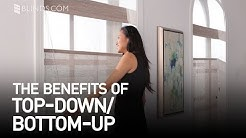 Top Down Bottom Up Shades | Blinds.com