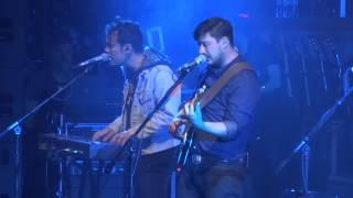 Mumford & Sons - Wilder Mind - Live at DTE Music Center in Clarkston, MI on 6-16-15 Detroit