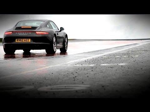 New Porsche 911 Carrera 4: Part 2 - red line of performance
