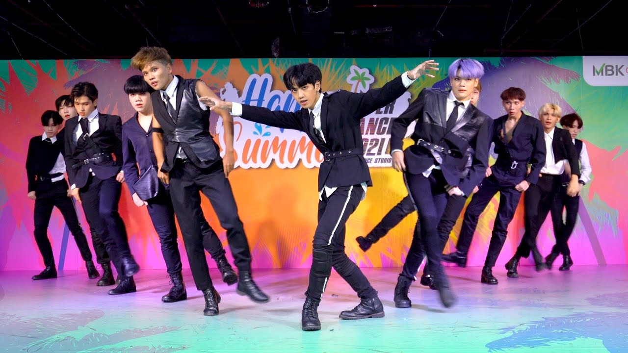 """Download 210328 """"BLMz"""" cover THE BOYZ(The Stealer) @ MBK Happy Summer Cover Dance 2021 By DP Dance Studio"""