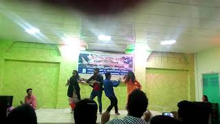 Rangpur Carmical Collage Student Dance Girl and Boys Super Dance 2019 Rangpur