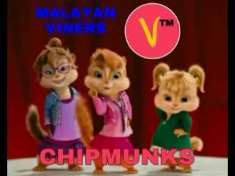 Chipmunks - PENCURI HATI by Ayda Jebat BARU